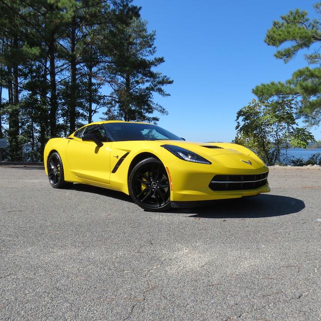 American Made: Chevrolet Corvette Stingray