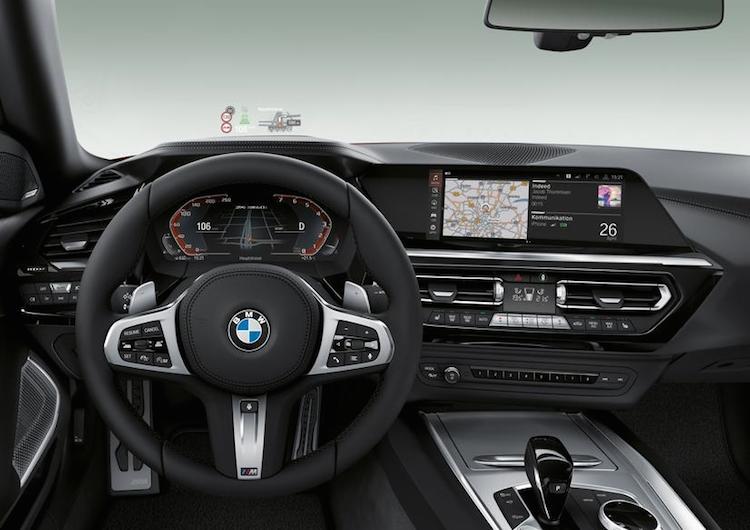 2019 BMW Z4 M40i First Edition