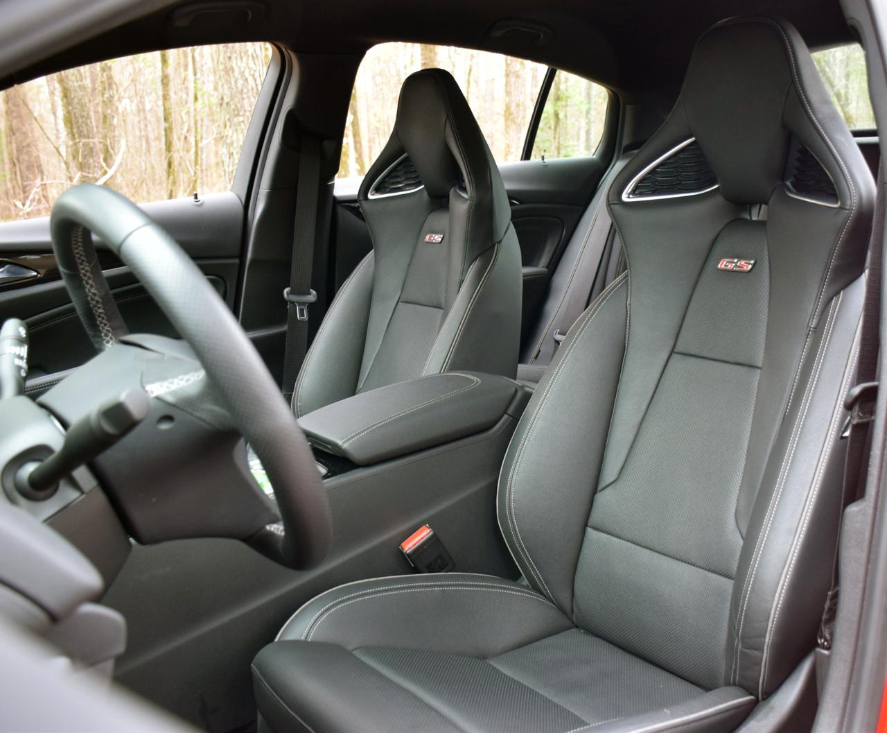 2019 Buick Regal GS
