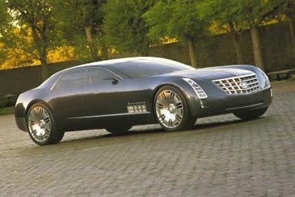 Cadillac Sixteen Concept.