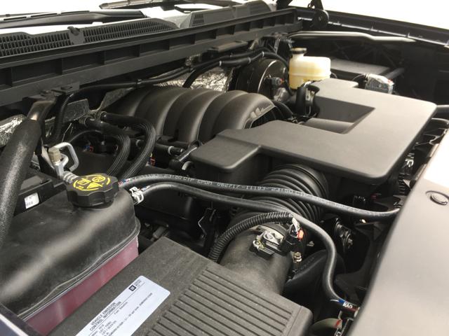 2018 Chevrolet Silverado 1500 LTZ Z71 Centennial Edition