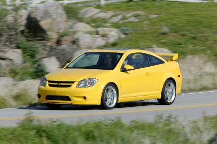 GM Recalls: Chevrolet Cobalt