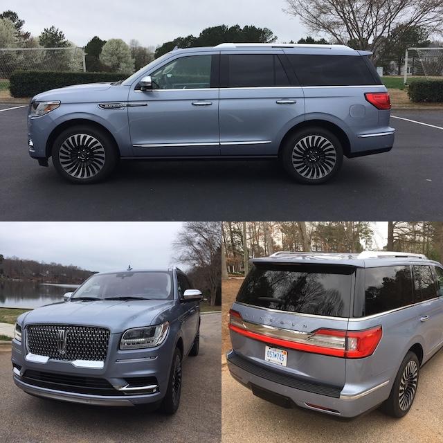 2018 Lincoln Navigator L Black Label: Review, Price >> 2018 Lincoln Navigator L Black Label Review Price Upcoming New