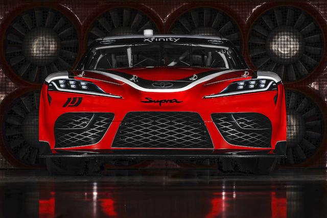 Toyota Supra NASCAR Xfinity