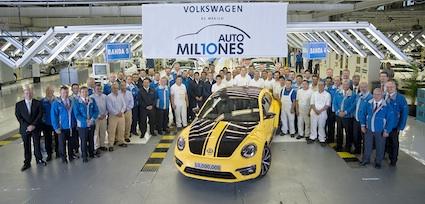 Volkswagen de México -- Volkswagen of Mexico