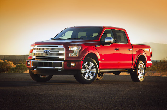 Ford F-150.