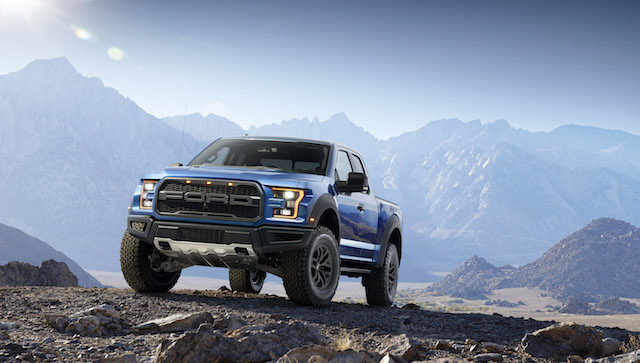 Enthusiasts will likely be enraptured by the next generation Ford F-150 SVT Raptor.