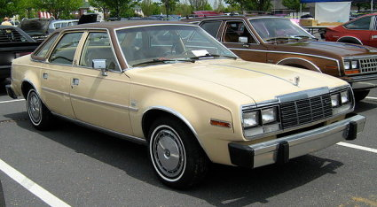 1981 AMC Concord.