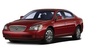 GM Recalls Buick Lucerne