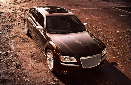 Chrysler 300C auto reliability.