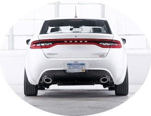 Dodge Dart -- Strategic Vision Surprise Winner