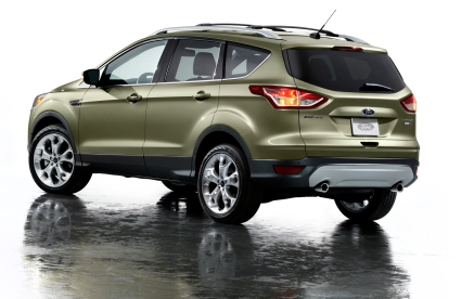 Ford Escape with EcoBoost.