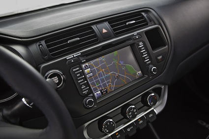 Auto Suppliers: Infotainment System