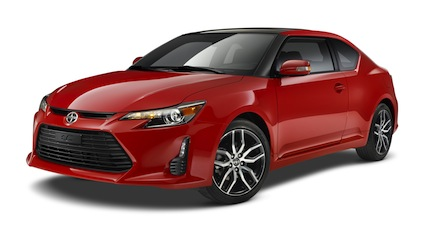 2014 Scion tC.