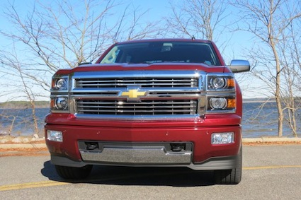 2014 Chevrolet Silverado High Country.
