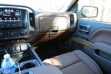 2014 Chevrolet Silverado High Country 4x4 Pickup Truck