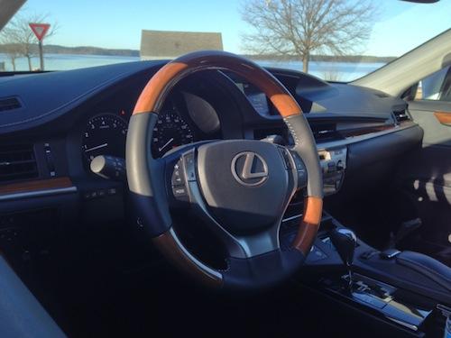 2014 Lexus ES350