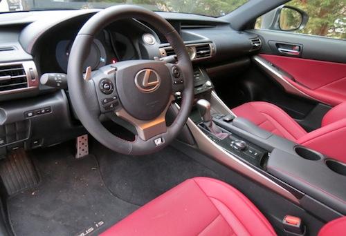 2014 Lexus IS350 F Sport