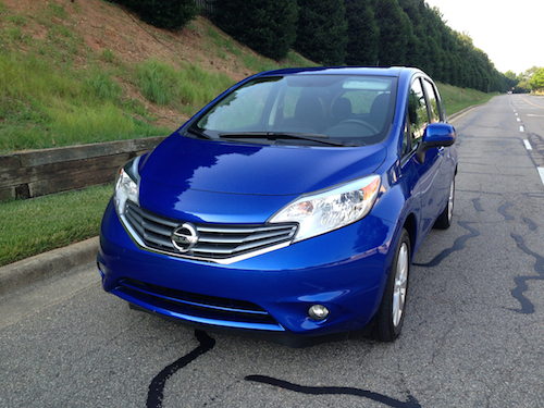Nissan Versa Note used car