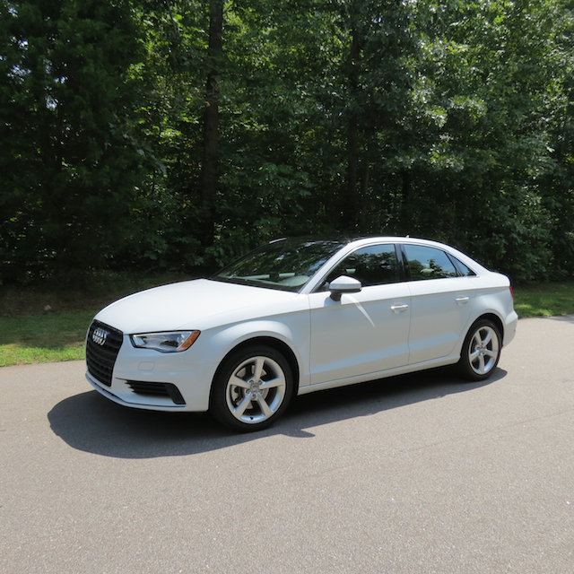 2015 Audi A3 -- Green Car of the Year Finalist