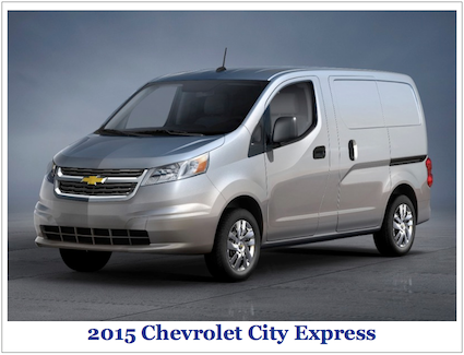 Chevrolet City Express Auto Trends