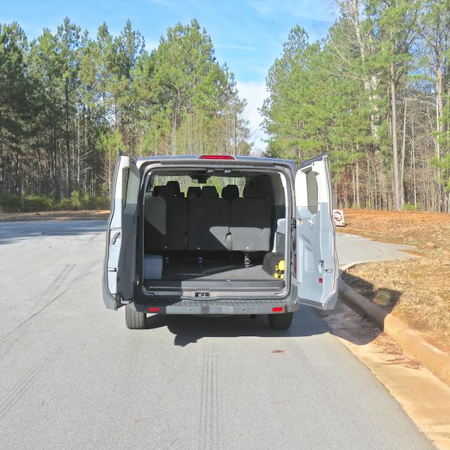 Ford Transit: Work Van, Family Wagon Or Fleet King