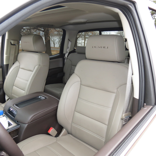 2015 GMC Sierra Denali 2500 4WD Crew Cab