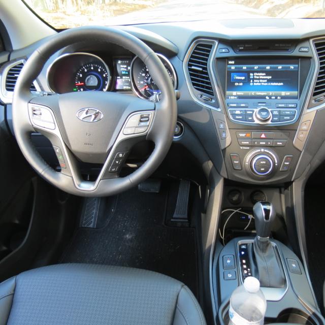 2015 Hyundai Santa Fe Sport 2.0T Ultimate