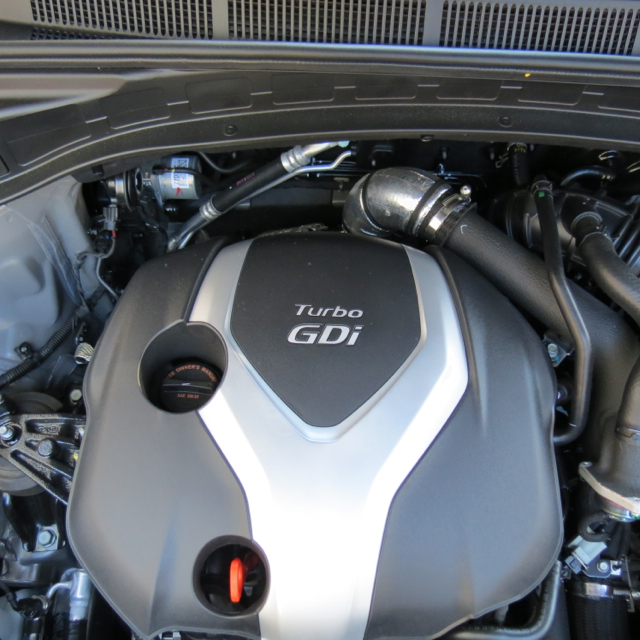 Hyundai GDI Engine.