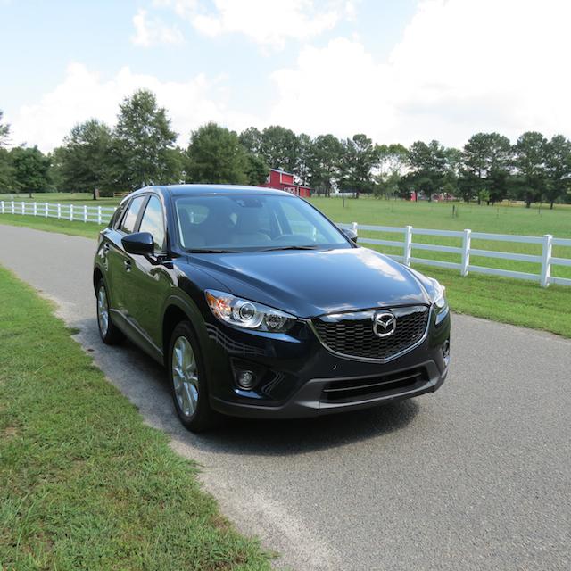 Mazda sales February 2015
