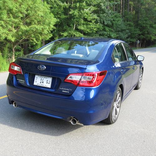 2015 Subaru Legacy 3.6R Limited