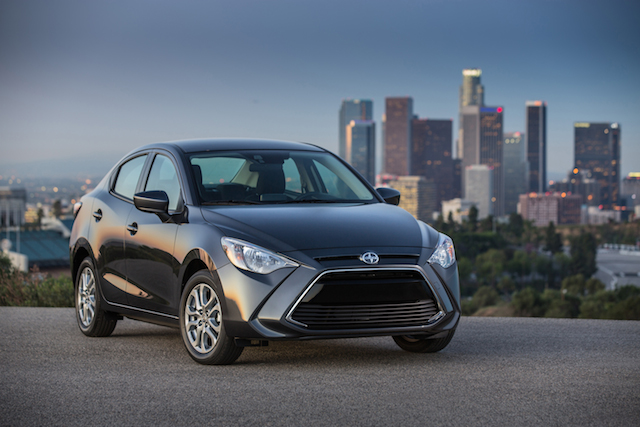 Mazda 2 Scion iA collaboration