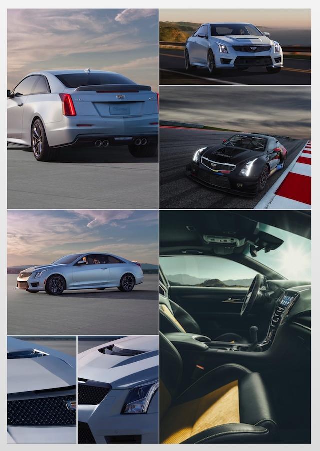 V-Series: 2016 Cadillac ATS-V