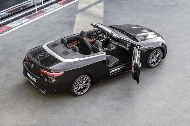 2019 Mercedes-Benz E53 Cabriolet
