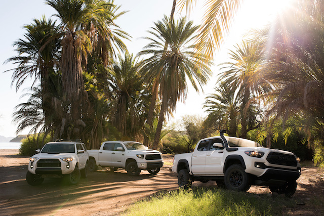 2019 Toyota TRD Group