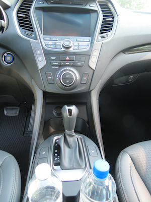 2014 Hyundai Santa Fe Sport 2.0T (FWD)