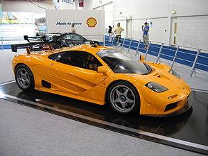 McLaren F1 XP-LM