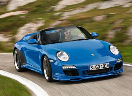 Initial Quality Study Best Brand: Porsche