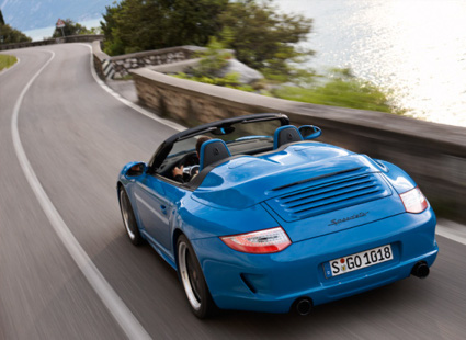 Contemporary Favorite: Porsche 911 Carrera