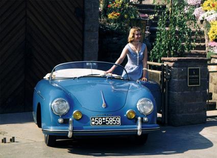 Porsche Carrera Speedster.