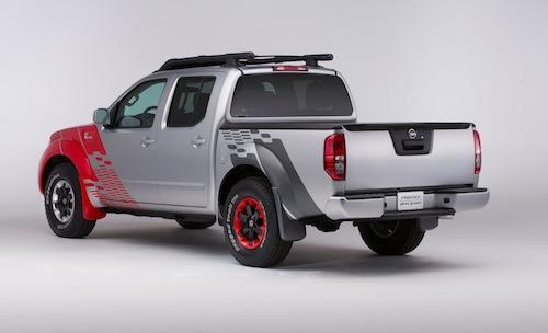 Concept Nissan Frontier Diesel Runner