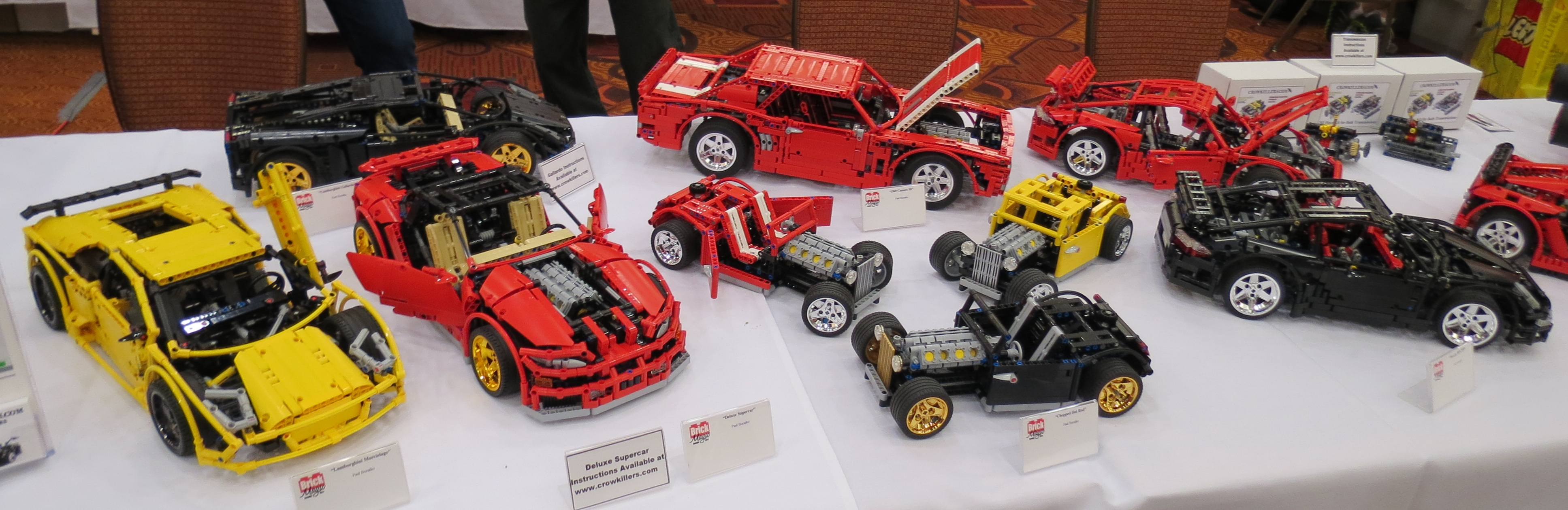 LEGO Super Car