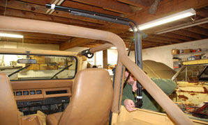 Jeep Soft Touch