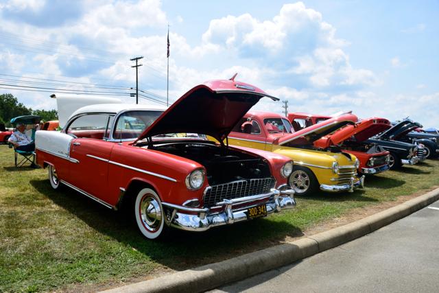 Chevrolet classics.