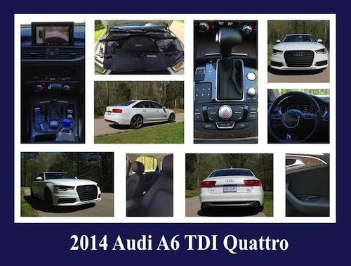 2014 Audi A6 TDI Quattro