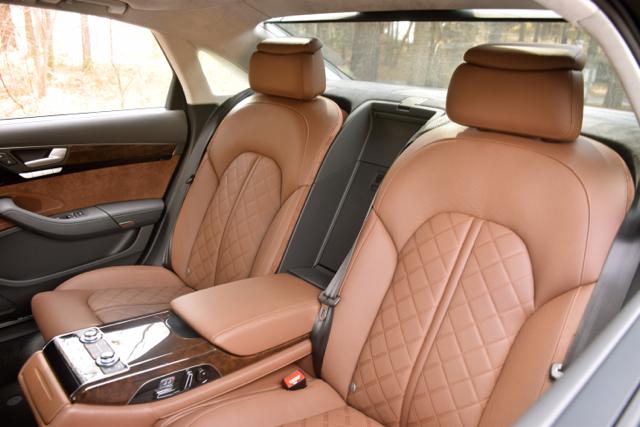 2017 Audi A8L