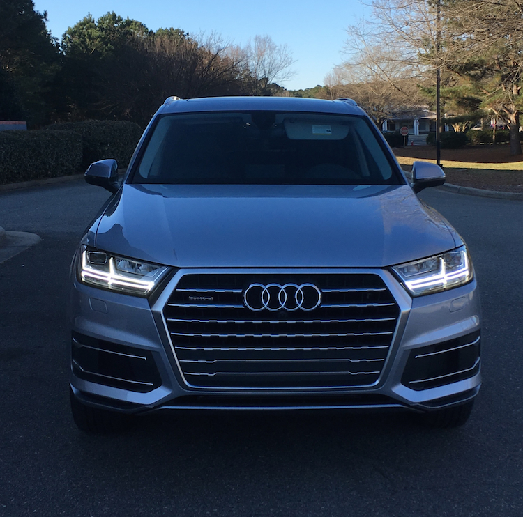 Audi Q7: Benchmark For The Luxury Set