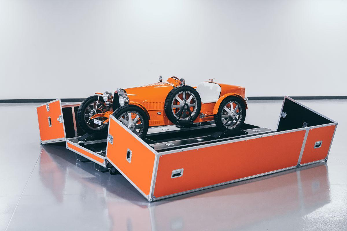 Unpackaged Bugatti Baby II