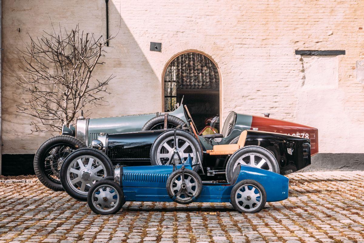 Bugatti lineup