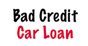 bad credit loans and leasing